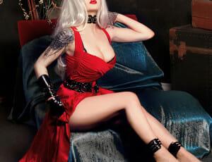 Elena Vladi Red Dress