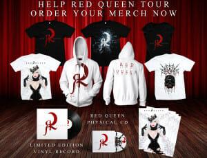 Red Queen Album Release & Tour
