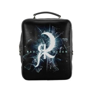 Red Queen Shattered Glass Square Backpack