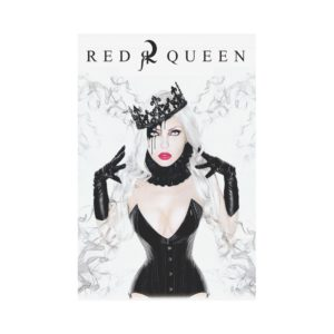 Red Queen Elena 2 Polyester Fabric Flag 12''x18''(Without Flagpole)